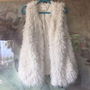Antique White Vince Camuto Vest